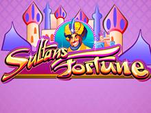 Игровой автомат Sultan's Fortune в казино Вулкан