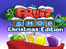Игровой автомат Магазин Фруктов: Рождественское Издание на Вулкан Вегас