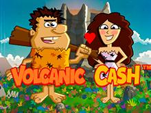 В зале Вулкан азартная игра Volcanic Cash