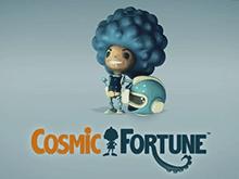 Выигрыши на online автомате Космическая Фортуна от Netent