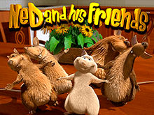 Азарт от Betsoft: онлайн автомат Ned And His Friends