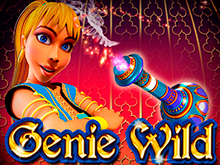 Игровой слот Genie Wild