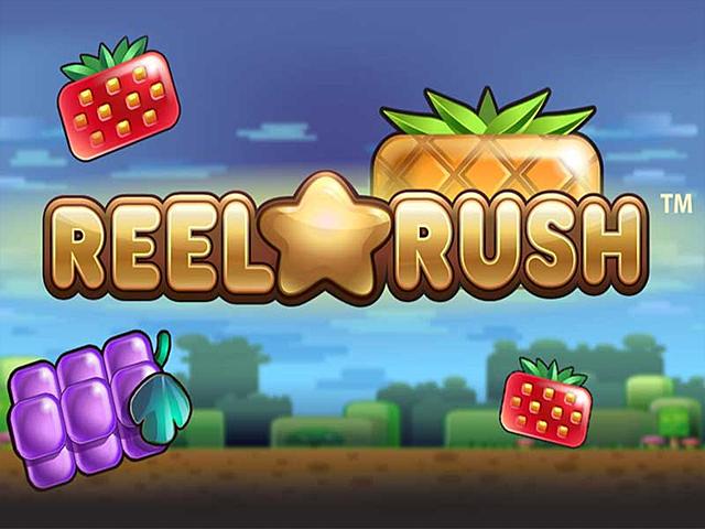 Reel Rush: играть онлайн в слот с необычной конструкцией барабанов